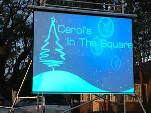 Carols in The Square Grafton - Friday 9th December