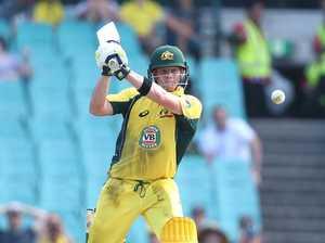 Australian captain Steve Smith in fine form.