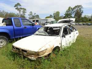 Abandoned cars up for auction: Council to sell 26 impounds