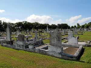 The number of burials in Mackay Regional Council cemertaries was down this November compared to last.