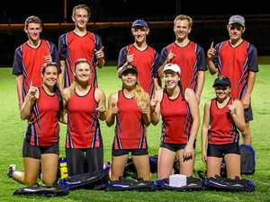 Gympie touch football finals
