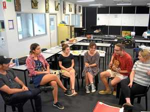 WATCH: Students write a hit with Australian artist Thelma Plum