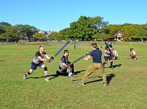 Jugger: The next epic sport you need in your life