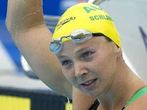 Swim star enters Sunshine Coast Sports Hall of Fame