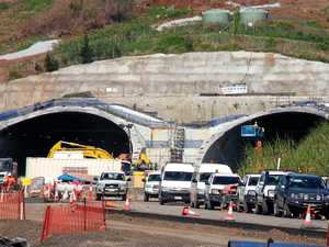 St Helena tunnel to close ... again