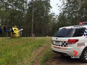 Sunshine Coast man killed in unexplained hinterland crash