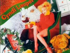 Cyndi Lauper-Christmas Conga