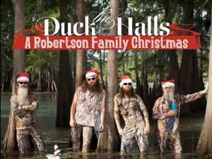 Duck the Halls-Ragin' Cajun Redneck Christmas