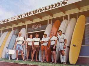 Doco tells the story of Aussie surfboard pioneers