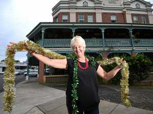 Lismore Soup Kitchen president Mieke Bell is expecting a 160 people at the Christmas Lunch held every year at the Winsome in Lismore. Photo Marc Stapelberg / The Northern Star