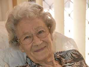 101-year-old Lillian just wants her son at Christmas