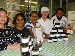 Students foster bush tucker label
