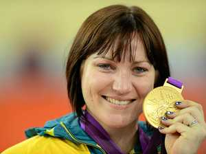Anna Meares will be presented a Key to the City at the Quay St Party on Friday night.