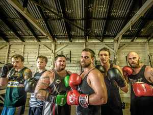 Boxers in Grafton's first fight night in five years