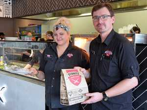 Locals flock for a feed at Gladstone's new Schnitz eatery