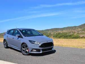 Ford Focus ST preview