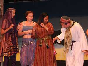 1001 Arabian Nights will be performed at Z-PAC Theatre Hervey Bay December 16-18.