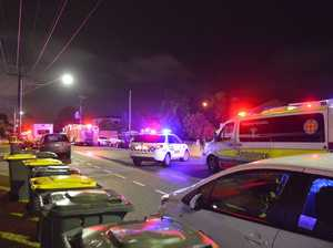UPDATE: Woman dead after Gladstone CBD horror crash