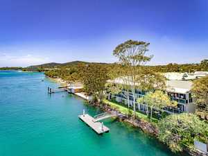 3 River Gums, Noosaville, auction