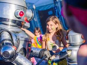 FAMILY FREINDLY: Woodford Folk Festival has something for everyone.