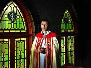 HOLY ASCENSION: Fr Jeremy Greaves of St Mark's Anglican Church will officially become Bishop after his ordination in February.