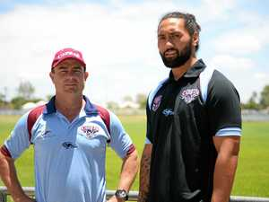 Former Canterbury Bull charges into CQ Capras