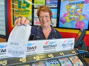 Gladstone's luckiest lotto winners