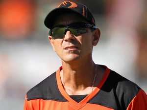 Langer to fill in for Lehmann as T20 coach