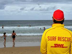 SAFETY FIRST: Sunshine Coast lifesavers and lifeguards have warned parents to stop using them as babysitters.