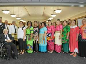 SPIRITUAL UPLIFT: The public and Mormon church members flocked to the public open day of the Church of Jesus Christ of Latter-day Saints at Augustine Heights.