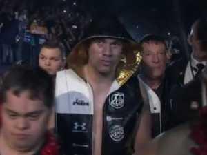 Joseph Parker wins heavyweight champion of the world