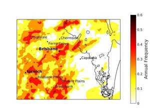 REVEALED: Ipswich 'intense storm hot spot': new study finds