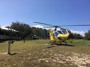 22-year-old suffers injuries on Fraser Island