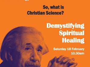 What is Christian Science and how does it heal? Despite what many people believe, spiritual healing isn't wishful thinking or mystical at all, but scientific.