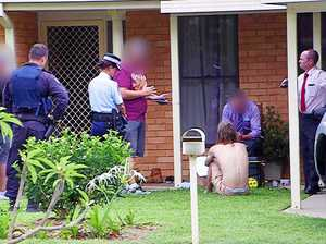 Coffs Harbour police take down ice supply network.