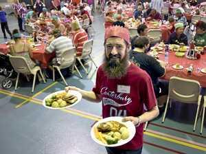 Toowoomba Neighbourhood Christmas lunch a city first