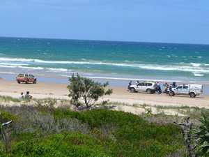 Man confirmed dead at Wooli Beach