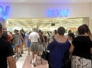Boxing Day sales at Shoppingworld