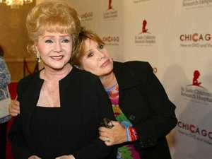 Carrie Fisher's mum Debbie Reynolds dead at 84
