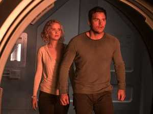 MOVIE REVIEW: Not even JLaw can save Passengers