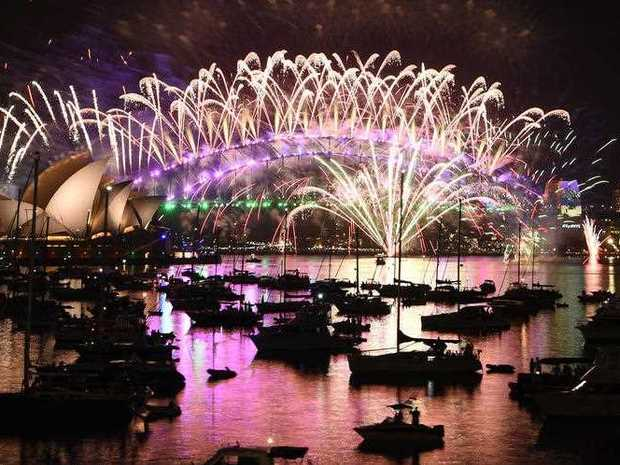 Watch Sydney's New Year's Eve fireworks live-streamed on Facebook