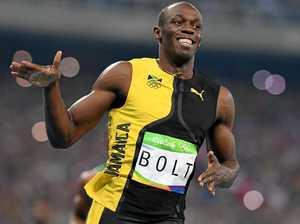 Usain Bolt's surprise Man Utd phone-in