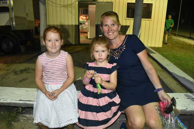Image for sale: Claire, Lauren and Tammy Harland.