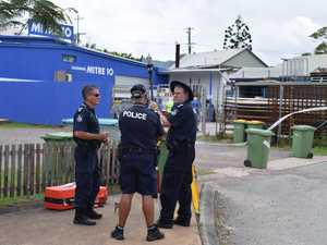 Cops hunt two utes from Cooroy runover incident