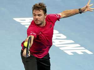 Wawrinka through to next round in Brisbane