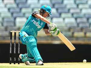 Mooney in form ahead of WBBL clash with Hurricanes
