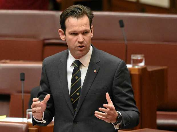Minister for Resources and Northern Australia Matt Canavan