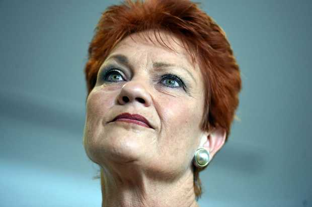 PIVOTAL: Pauline Hanson's One Nation party is polling strongly in Queensland and will have a big say in who wins the next state election.