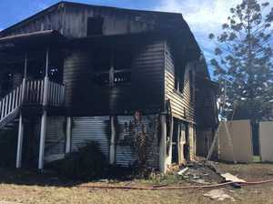 Family of Granville man who lost house in fire thank public