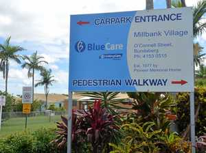 LOW MORALE: A Millbank Village nurse says Blue Care's decision to downsize the facility had come as a shock and had upset staff and residents.